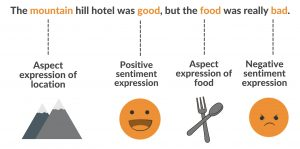 how aspect-based sentiment analysis works