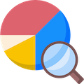 Gain Market and competitive insights icon